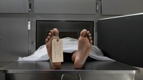 A morgue worker has found a woman alive in a South African mortuary fridge. She was declared dead at a road accident which killed two others. (Getty)
