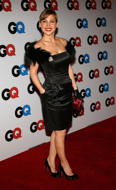Elsa Pataky at GQ magazine's Men of the Year dinner in California, 2006
