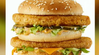 The McDonald's chicken Big Mac is back: January 2018