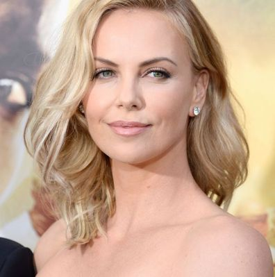 Charllize Theron, red carpet, arrivals
