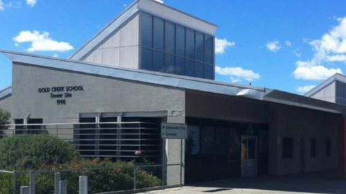 A Canberra school is on the 'close contacts' list.