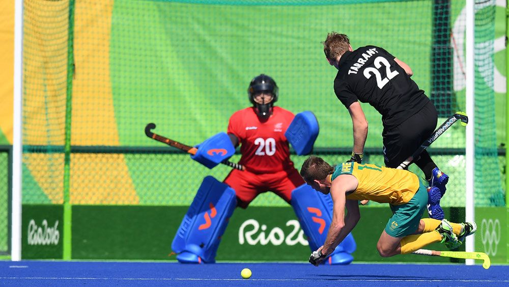 Kookaburras make winning start in Rio