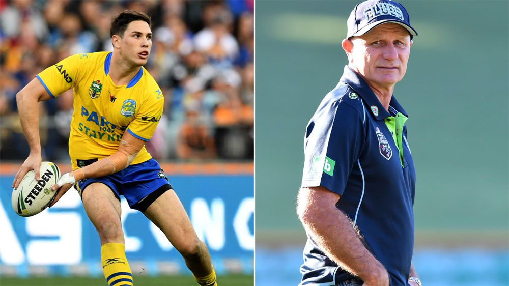 Peter Sterling endorses Mitchell Moses as Parramatta Eels long term solution at halfback