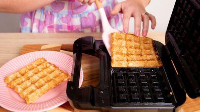 Potato gem waffle hack