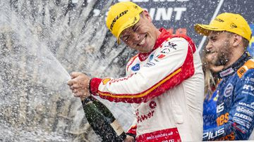 Supercars champ fumes over enforced Ford change