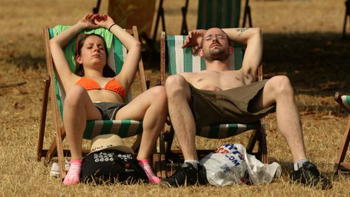 Britain experiences hottest year since records began in 1910