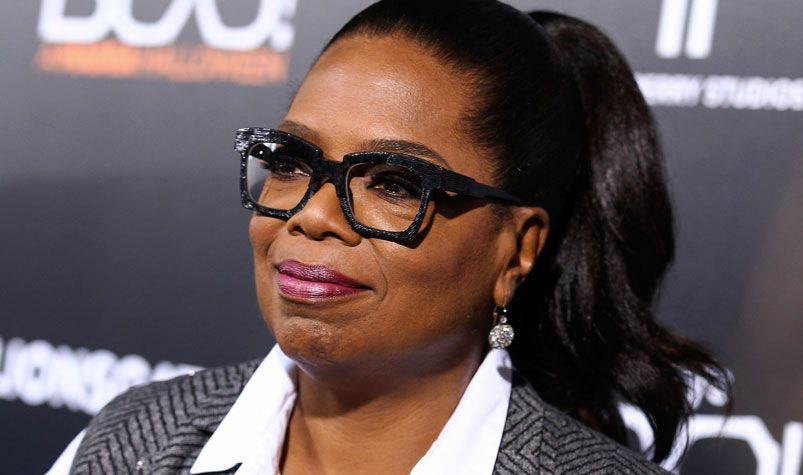 US television host turned businesswoman and OWN boss Oprah Winfrey. (AAP)