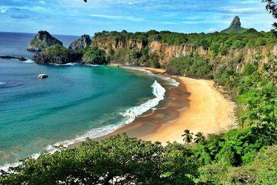 4. Praia do Sancho in Pernambuco, Brazil