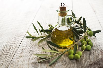 <strong>...olive oil.</strong>