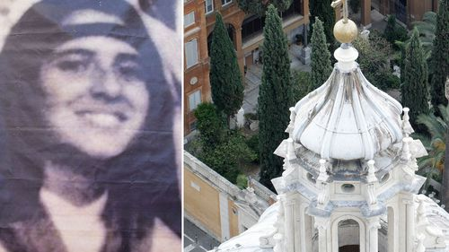 Emanuela Orlandi disappeared on her way home from a music lesson one summer's evening in 1983.