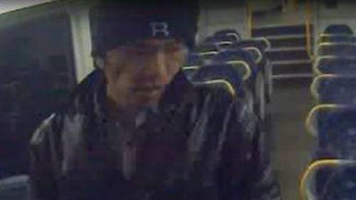 Man assaults woman on morning train