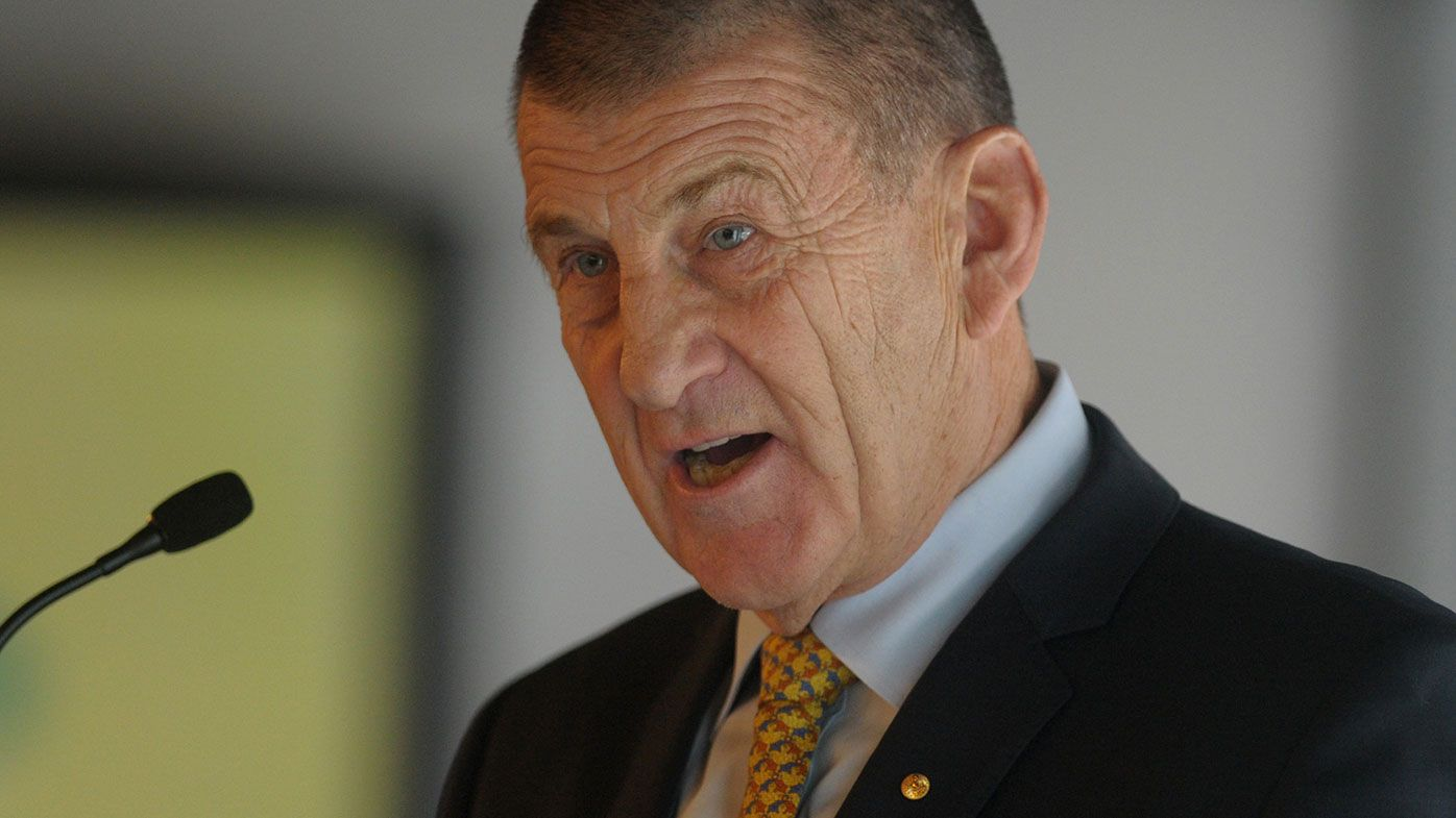 Jeff Kennett unloads on AFL, announces he will step down from Hawks president role at end of season