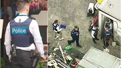Man arrested and shotgun cartridges seized in Melbourne raids