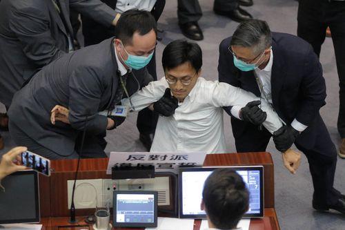 Five Eyes Alliance Urges China to Keep Hong Kong Commitments