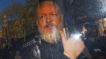 Julian Assange Wikileaks news updates