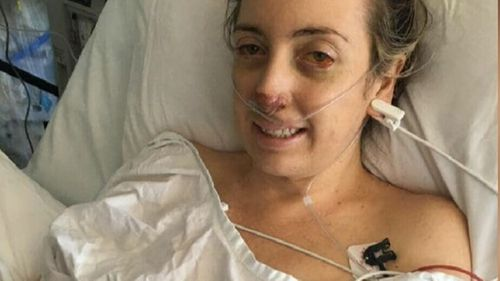 Sarah Joyce was placed on life support 12 hours after she noticed the first symptoms of Meningococcal.