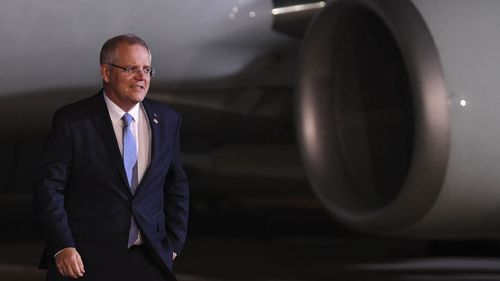 Scott Morrison has joined other world leaders in Buenos Aires for the G20.