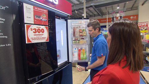 Consumer experts say consumes have been careful with their money recently due to a high cost of living, but this year that could change. Picture: 9NEWS.
