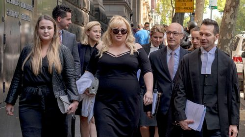 Last month the Court of Appeal overturned the special damages payment, slashed Wilson's general damages payout by $50,000 and ordered she repay $60,000 in interest. Picture: AAP