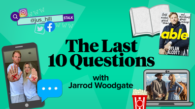 The Last 10 Questions, Jarrod Woodgate, The Bachelorette