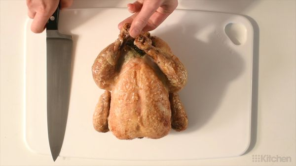 The ultimate guide to carving a chicken