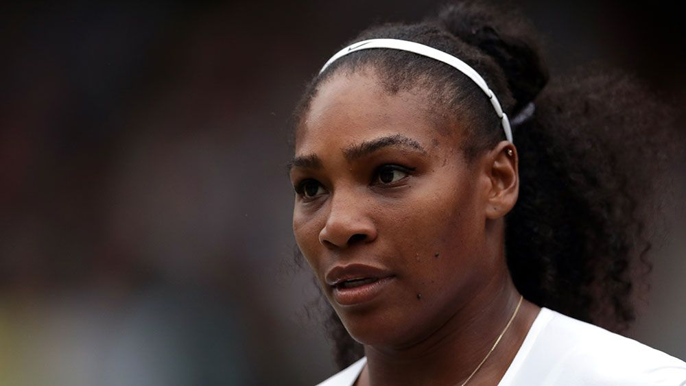 Serena Williams says public thinks she's mean because she's black as she announces plans to defend Australian Open