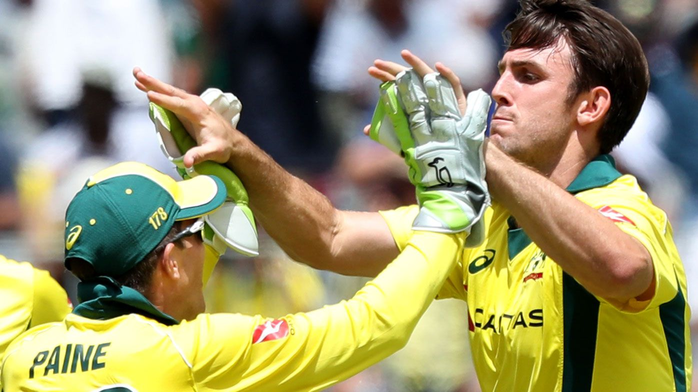 Mitchell Marsh sent SOS as Aussies aim to be flexible after Marcus Stoinis injury