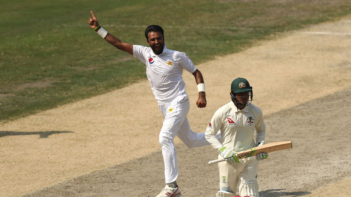 Pakistan spinner Bilal Asif's weapon that Aussies couldn't handle