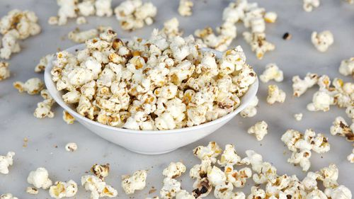 A popcorn husk led to a man nearly dying in the UK.