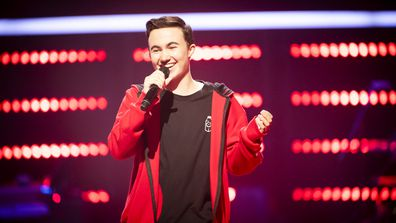 Teen 'The Voice' star relearned how to sing months before audition
