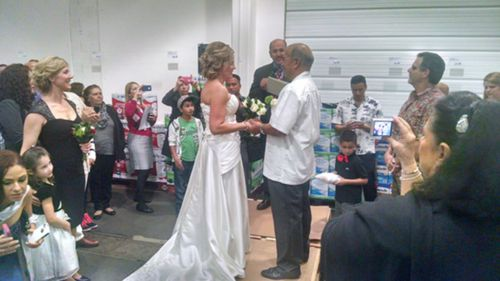 Costco weddings have already been held in the US.