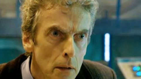 The new doctor is here! Peter Capaldi makes Doctor Who debut on Christmas special
