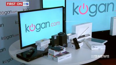 Kogan boosts revenue by almost 50 percent in three months