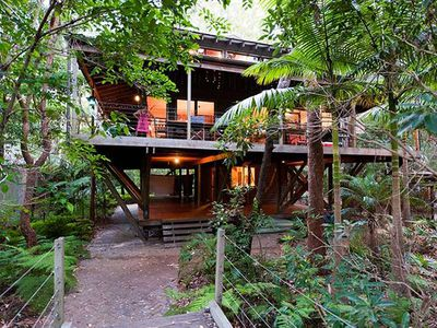 4. The Treehouse, Pearl Beach, NSW