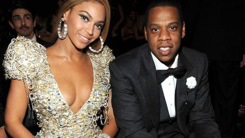 Beyoncé and Jay-Z skipped the Grammys to eat pizza