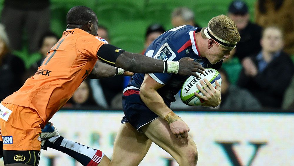 Rebels beat Cheetahs 36-14 in Super Rugby