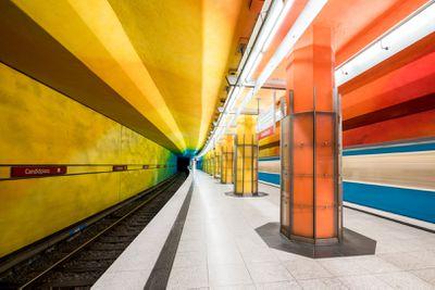 <strong>Munich: Candidplatz&nbsp;</strong>