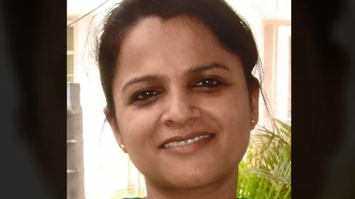 Prabha Arun was a mother and breadwinner for her family at home in India. (9NEWS)