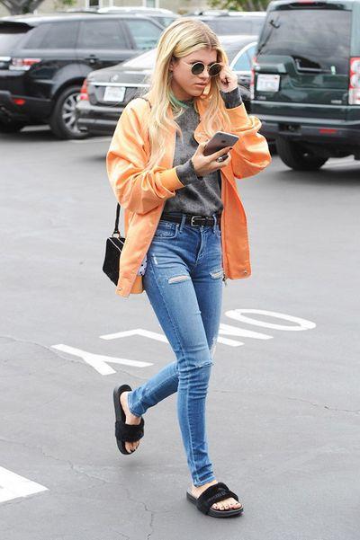 Model Sofia Richie