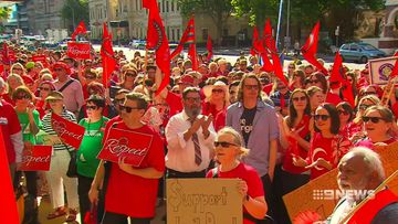 SA government hits out over planned teachers strike