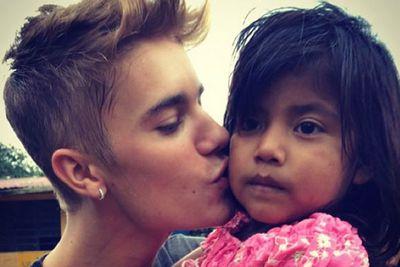 @justinbieber: This little angel