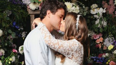 Bindi Irwin and Chandler Powell tie the knot