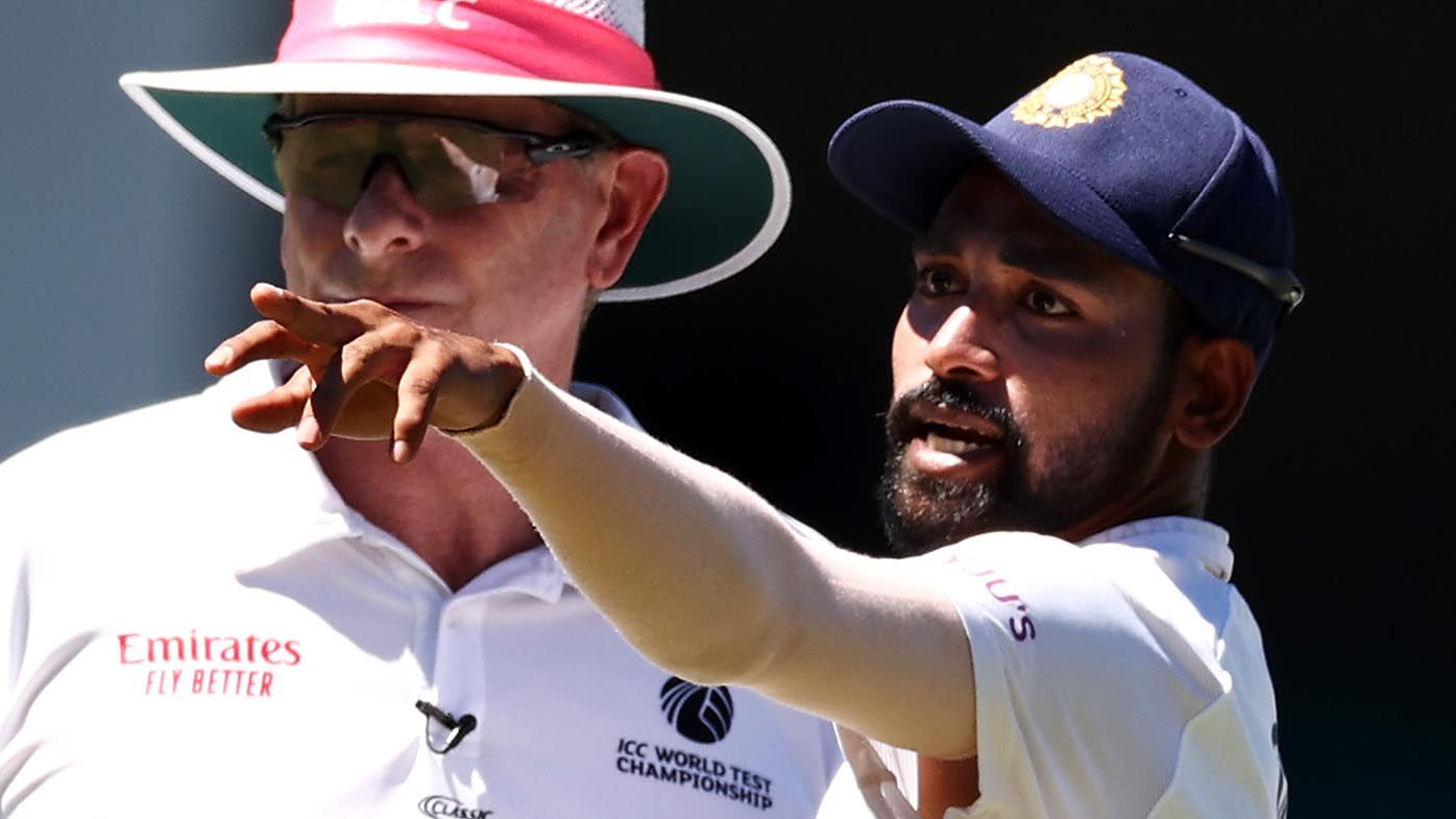 Nathan Lyon blasts 'disgusting' comments made by SCG fans toward Mohammed Siraj