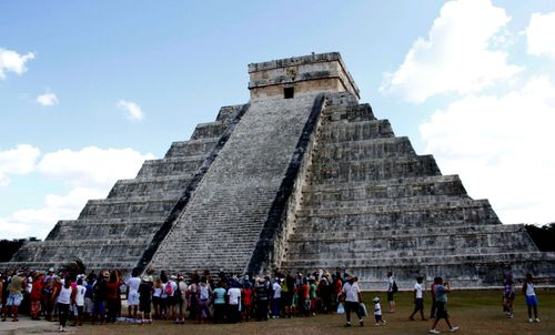 Drought triggered Mayans' bloody downfall, say scientists