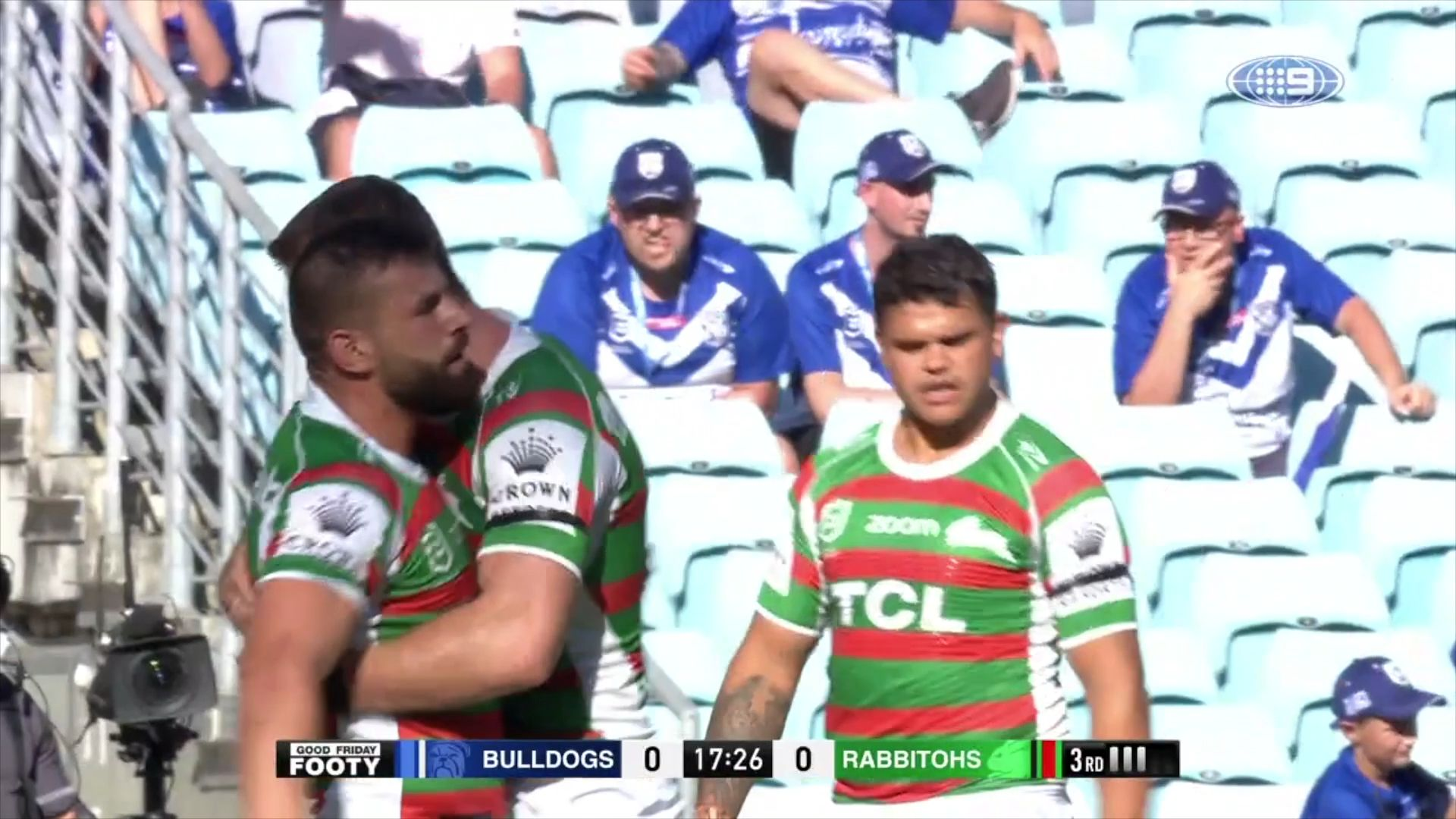 Josh Mansour 'personally burned' by South Sydney Rabbitohs axing
