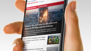 Live, fast and free: Welcome to the new 9news.com.au