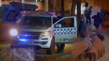 Sydney crime statistics