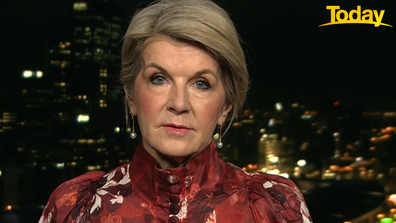 Julie Bishop has called for the Biloela family to be 'quietly' settled in Queensland.