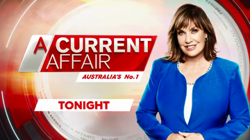 A Current Affair appears at 7pm weeknights on Channel 9.