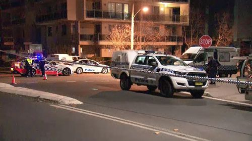 Multiple Firearm Prohibition Orders have also been handed out in the raids, allowing police to search the person, property or vehicles of suspected criminals. Picture: 9NEWS.